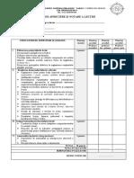 2. Fişă de analiză şi evaluare a lecţiilor elevilor practicanţi din clasa a XI 1 - SEM II.docx