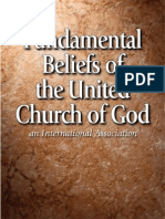 815 Fundamentals of Christianity