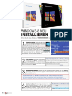 Windows8-Installation