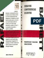 Rafael Barrett ensayos-conferencias-escritos   -  Carlos Diviani
