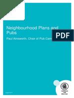 Neighbourhood_Plans_and_Pubs - A Guide