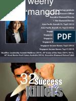32 Success Killers.pptx