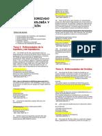 Preguntas y Respuestas Endocrinologia y Nutricion