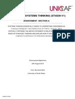 Strategic Systems Thinking ST4S39-V1-C