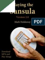 Playing Sansula
