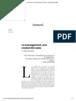 Chapoutot - Le management, une modernité nazie .pdf