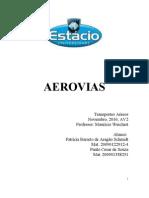Trabalho de Aerovias Texto