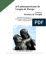 Manual Latinoamericano de Terapia de Pareja - Book 2