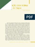 Edição Álvaro de Campos Cleonice