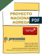 Proyecto Nacional Agrega