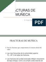 FRACTURAS DE MUÑECA.pptx