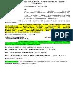 CHAVES PARA VITÓRIA EM 2019.docx