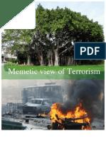 Memetic View of Terrorism