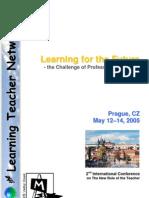 Prague 2005 Conference Brochure