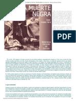 La Muerte Negra, (La Peste de 1348 en Europa ) José López Jara - Biblioteca Gonzalo de Berceo