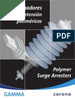 Catalogo Pararrayos Polimericos de Distribucion GAMMA