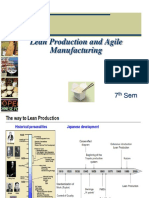 lean and AGILE  manufacturing 7th Sem CIM.ppt