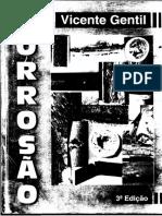 Corrosão- Vicente GIL