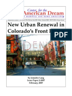 Colorado Urban Renewal