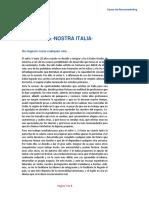 Documento CASO NOSTRA ITALIA