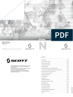2012 Scott Spark Nutzerhandbuch deutsch