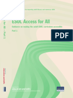 ESOL Access for All - Part 1