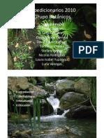 botanicos presentacion_expedicionarios 2010
