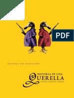 HISTORIA DE UNA QUERELLA