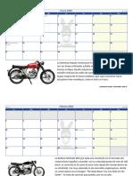 Calendario-Donkey-Motorbikes-2020