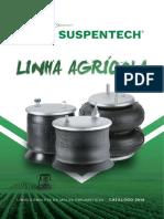 Suspentech Catalogo Linha Agrícola 2019