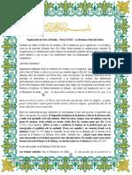 Explicación de Sura Al Fatiha – Parte XXXII – La Balanza el  Día del Juicio
