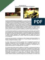 5 DE JULIO DE 1811 - INDEPENDENCIA DE VENEZUELA.docx