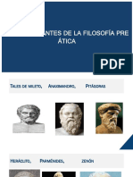 REPRECENTANTES DE LA FILOSOFIA PRE ÁTICA.pptx