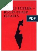 Hennecke Kardel - Hitler - Begruender Israels