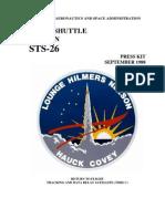STS-26R Press Kit
