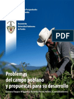 Rappo y Peres Coords_Problemas del campo poblano y propuestas para su desarrollo