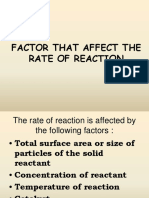 factor rate of reaction.ppt