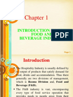 Chapter 1 - Introduction to the Food and Beverage Industry.ppt