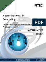Unit 6 Assignment (Autumn 2019)