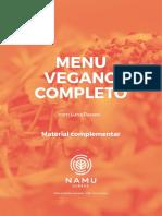 material-complementar-gastronomia-cardapio-menu-vegano