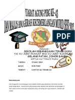 Booklet Anugerah Kecemerlangan Akademik 2014