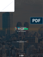 Brochure Primer Congreso Virtual BIMV1.0