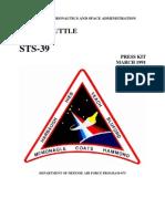 STS-39 Press Kit