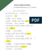 Apuntes de Cálculo integral