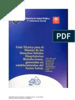MINISTERIO DE SALUD PUBLICA Y ASISTENCIA