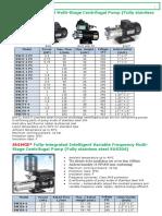 Shimge pump-catalogue