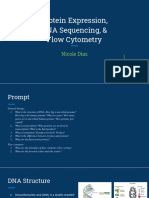 DNA Sequencing & Flow Cytometry.pptx
