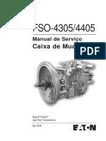 FSO4405 CAIXA CAMBIO EATON