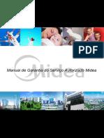 Manual de Garantia do Serviço Autorizado Midea