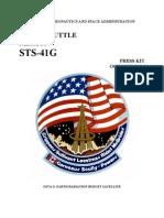 STS-41G Press Kit